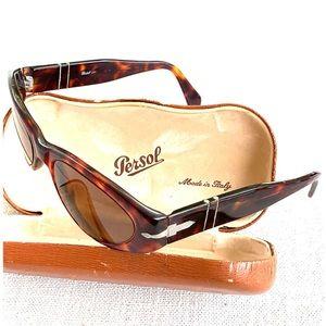 PERSOL Vintage Tortoise Glasses Sunglasses